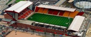 Pittodrie Stadium