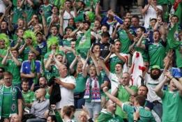 EURO 2016: Šiaurės Airija - Vokietija
