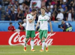 EURO 2016: Velsas - Šiaurės Airija
