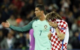 EURO 2016: Portugalija - Kroatija