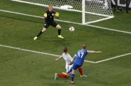 EURO 2016: Anglija - Islandija
