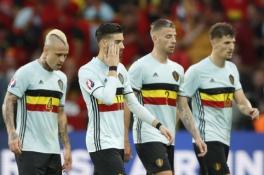 EURO 2016: Belgija - Velsas