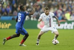 EURO 2016: Prancūzija - Islandija