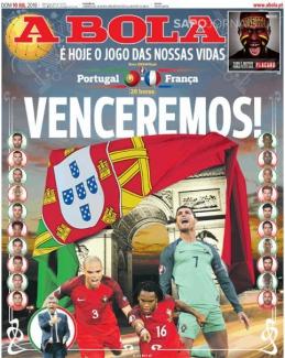 EURO 2016: Europos žiniasklaida