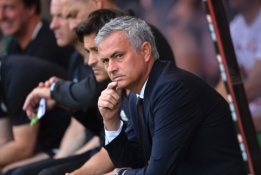 """Premier"" lyga: ""Bournemouth"" - ""Man Utd"""