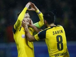 "Čempionų lyga: ""Borussia"" - ""Legia"""
