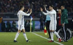 """""""Real"""" triumfas FIFA pasaulio klubų taurėje"""