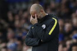"""Premier"" lyga: ""Everton"" - ""Man City"""