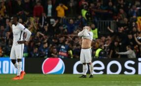 "Čempionų lyga: ""Barcelona"" - PSG"