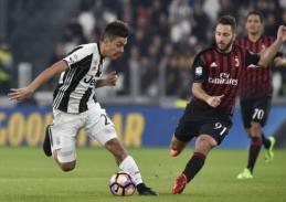 """Serie A: """"Juventus"""" - """"Milan"""""""