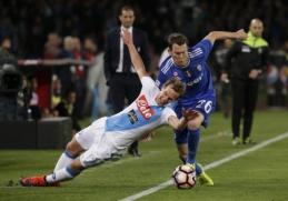 """Serie A: """"Napoli"""" - """"Juventus"""""""