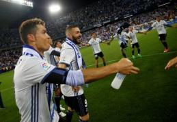 """Čempioniškos """"Real"""" rungtynės Ispanijoje"""