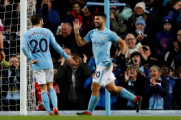 """Premier"" lyga: ""Man City"" - ""Leicester"""