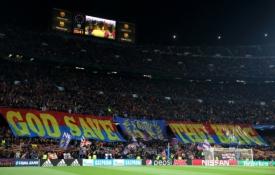 "Čempionų lyga: ""Barca"" - ""Chelsea"""