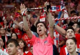 """""""Atletico"""" triumfas Europos lygoje"""