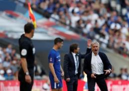 """FA taurės finalas: """"Chelsea"""" - """"United"""""""