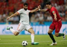 PČ: Portugalija - Ispanija