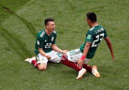 PČ: Vokietija - Meksika