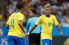 PČ: Brazilija - Šveicarija