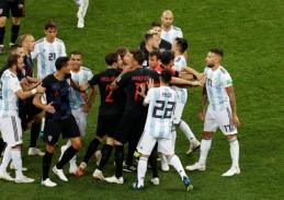 PČ: Kroatija - Argentina