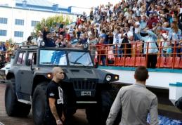 D. Maradona atvyko į Baltarusiją