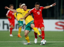 Tautų lyga: Lietuva - Serbija