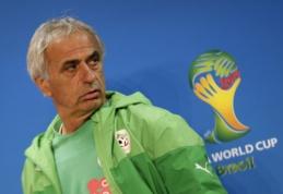 Alžyro rinktinės strategas V.Halilhodžičas: Europos rinktinėms šiame čempionate trūksta motyvacijos