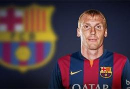"Oficialu: ""Barcelona"" nepagailėjo 20 mln. eurų už J.Mathieu"