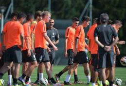 """""""Juventus"""" kartu su Vykintu Slivka pradėjo ruoštis naujam sezonui"""