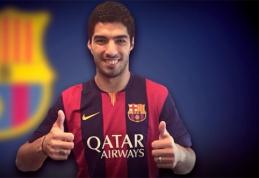 """Oficialu: L.Suarezas palieka """"Liverpool"""" klubą ir keliasi į """"Barcą"""""""