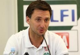"""D.Šemberas: tokias komandas, kaip """"Dinamo"""", turime įveikti (VIDEO)"""