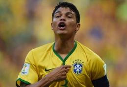 Brazilija pateikė apeliaciją dėl T.Silvos diskvalifikacijos