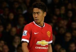 """Oficialu: """"Man Utd"""" ekipoje neatsiskleidęs S.Kagawa grįžta į """"Borussia"""""""