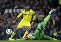 """Devynių įvarčių dvikovoje """"Chelsea"""" palaužė """"Everton"""" futbolininkus (VIDEO)"""