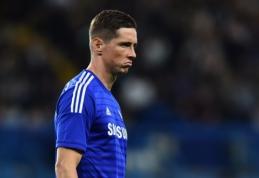 "Oficialu: F.Torresas yra skolinamas ""Milan"" klubui"
