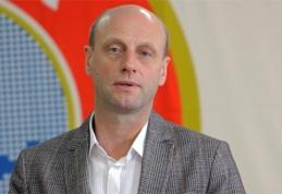 Nacionalinė futbolo akademija seks olandų ir belgų pavyzdžiais