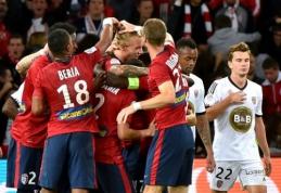 "Prancūzijoje - ""Marseille"", ""Lille"" ir ""Bordeaux"" pergalės"