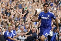 """""""Chelsea"""" pralaužė lygos naujokų gynybą"""