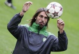 """Graikijos rinktinės žvaigždė G.Samaras apsivilko """"West Brom"""" marškinėlius"""
