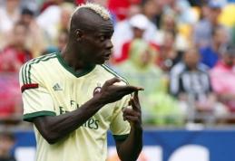 """""""Liverpool"""" arti susitarimo su M.Balotelli"""