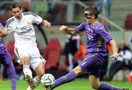 """Ideali kontrataka neišgelbėjo """"Real"""" nuo pralaimėjimo """"Fiorentina"""" ekipai (VIDEO)"""