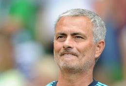 """J.Mourinho: dabartinė """"Chelsea"""" komanda gali dominuoti artimiausius 5-10 metų"""