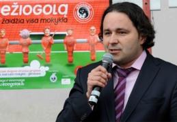 L.Varanavičius: tarptautinių futbolo organizacijų sankcijų rusams nebus