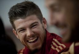 """Oficialu: """"Liverpool"""" įsigijo gynėją A.Moreno"""