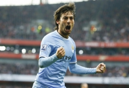 """Lazio"" sėkmingai veda derybas su D. Silva"