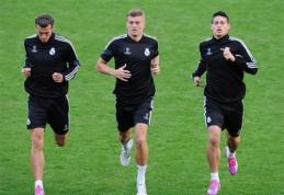 UEFA Super taurės mače C.Ancelotti jau remsis T.Kroosu ir J.Rodriguezu