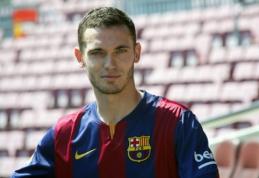 """T.Vermaelenas: pasirinkti """"Barcelona"""" nebuvo labai sunku"""