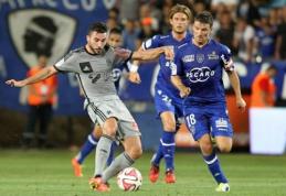 """""""Ligue 1"""": Šešių įvarčių trileryje """"Marseille"""" ir """"Bastia"""" išsiskyrė taikiai"""