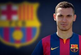 "Oficialu: T.Vermaelenas sustiprino ""Barcelona"" gretas"