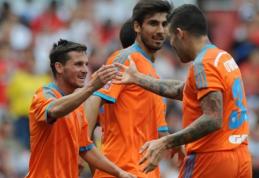 """Draugišką """"Emirates"""" turnyrą laimėjo """"Valencia"""" klubas"""